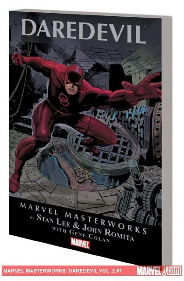 Daredevil Vol. 2 (Marvel Masterworks)