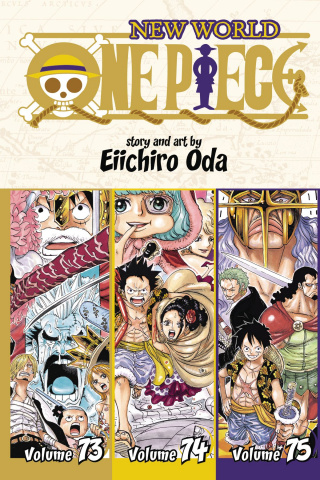 One Piece Vol. 25 (3-in-1 Edition)