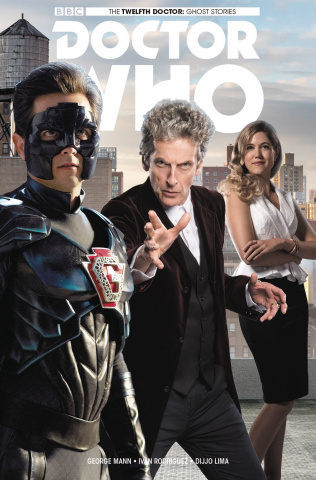 Doctor Who: The Twelfth Doctor - Ghost Stories #2 (Photo Cover)