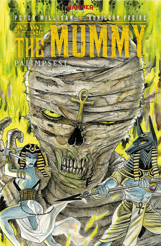 The Mummy #3 (Hitchcock Cover)