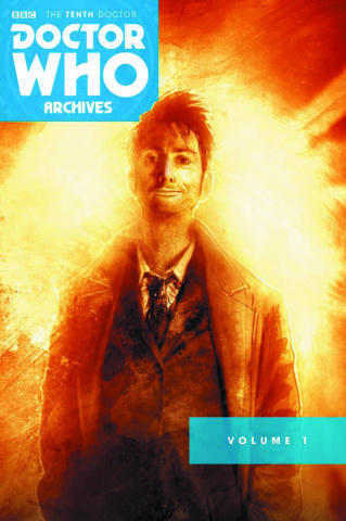 Doctor Who: The Tenth Doctor Archives Vol. 1 (Omnibus)