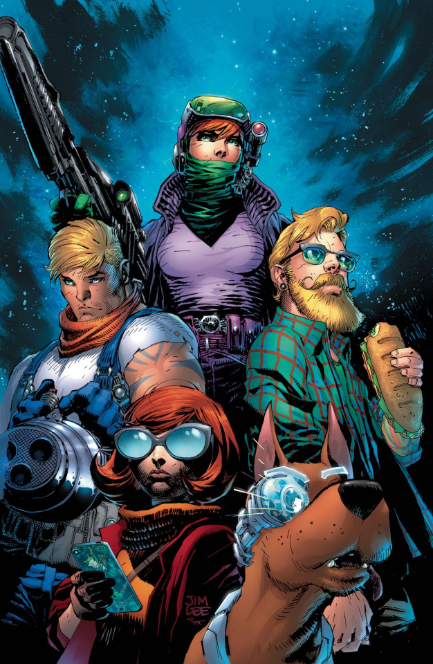 Scooby: Apocalypse #4