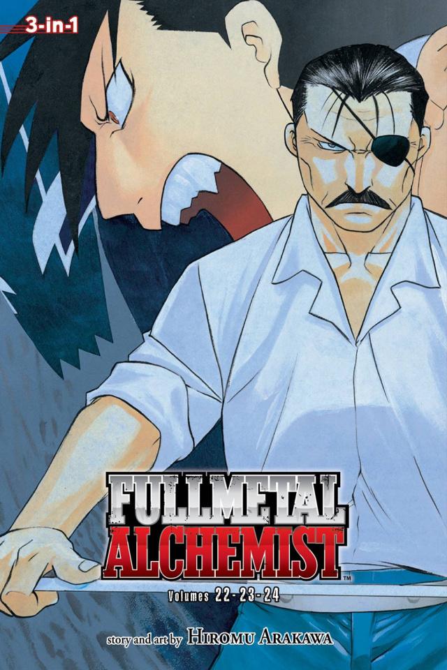 Fullmetal Alchemist Vol. 8 (3-in-1 Edition)