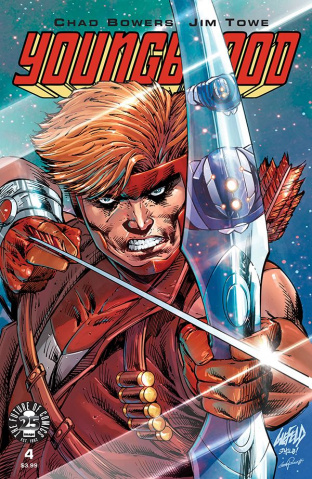 Youngblood #4 (Liefeld Cover)