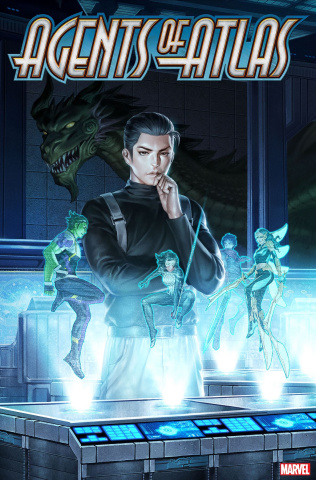 Agents of Atlas #3