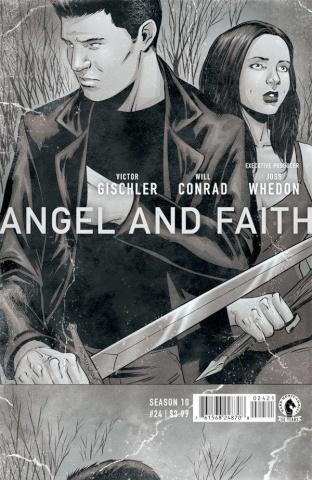 Angel and Faith, Season 10 #24 (Norton Cover)