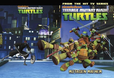 Teenage Mutant Ninja Turtles Animated Vol. 4: Mutagen Mayhem