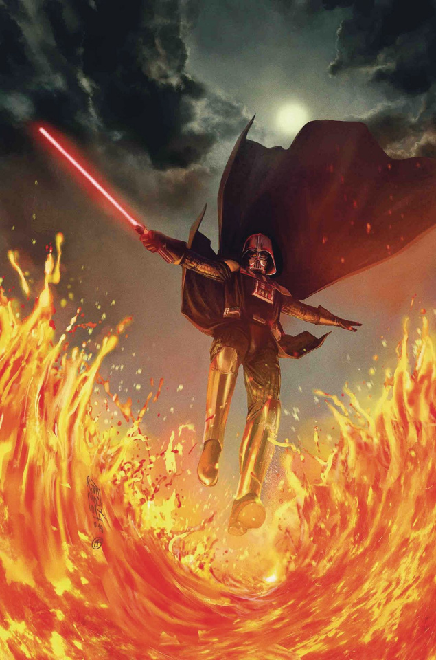 Star Wars: Darth Vader #21