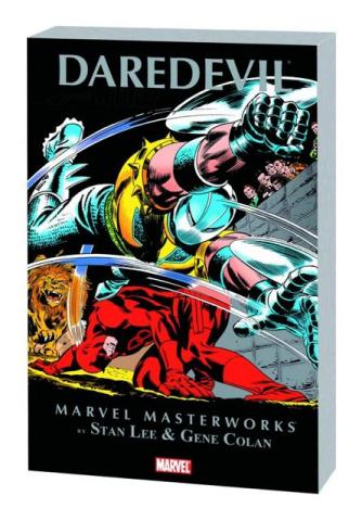 Daredevil Vol. 3 (Marvel Masterworks)