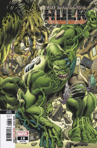 The Immortal Hulk #18 (Bennett 2nd Printing)