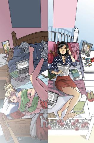 Betty & Veronica #2 (Stott Cover)