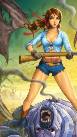 Grimm Fairy Tales: Oz - No Place Like Home #1 (Cardy Cover)