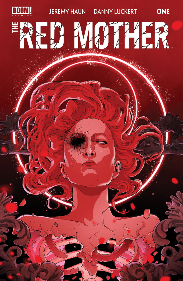 The Red Mother #1 (4th Printing)