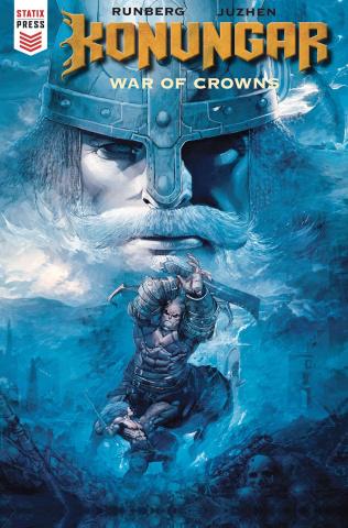 Konungar: War of Crowns #1 (Juzhen Cover)