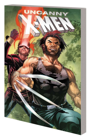 Uncanny X-Men: Cyclops and Wolverine