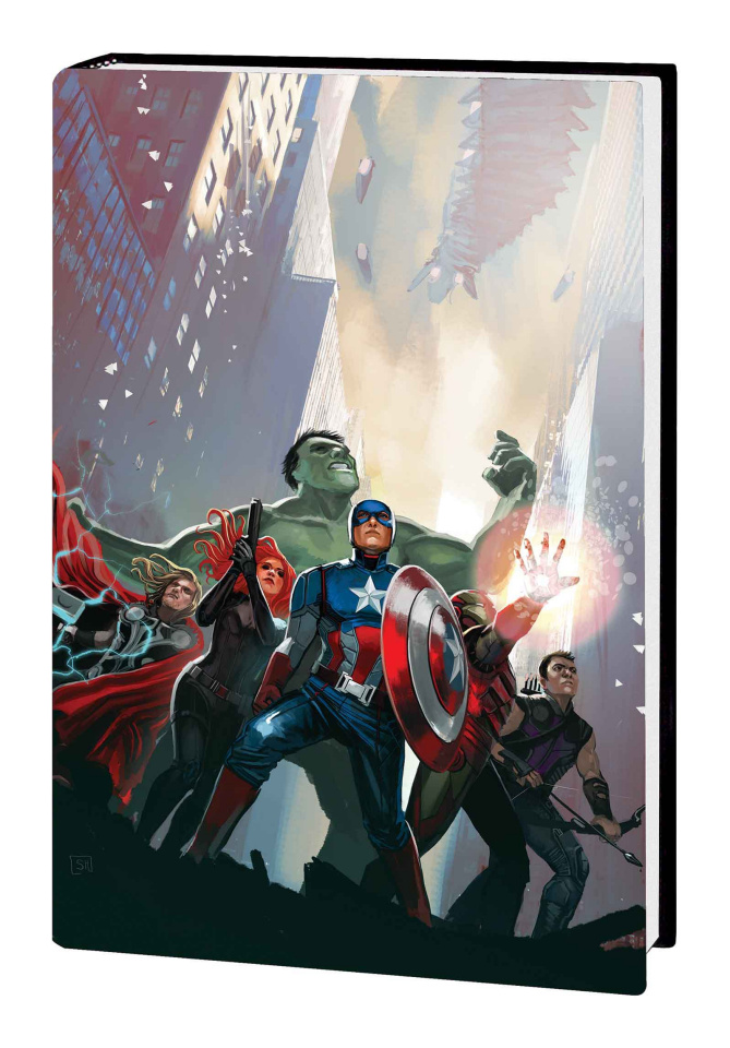 The Guidebook to the Marvel Cinematic Universe Vol. 1