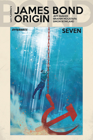 James Bond: Origin #7 (Ward Cover)