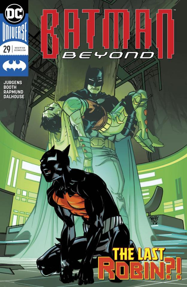 Batman Beyond #29