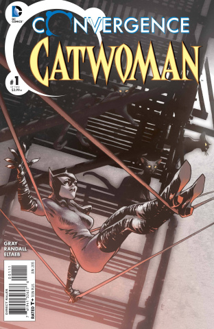 Convergence: Catwoman #1