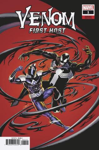 Venom: First Host #1 (Cassaday Cover)