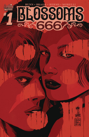 Blossoms 666 #1 (Francavilla Cover)