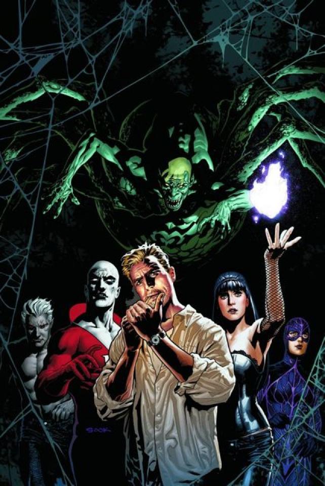 Justice League Dark #9