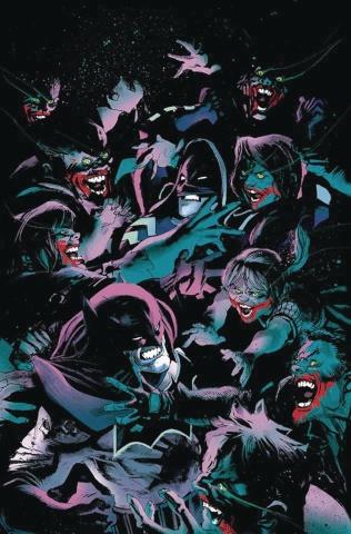 Detective Comics #951 (Variant Cover)