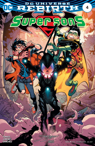 Super Sons #4