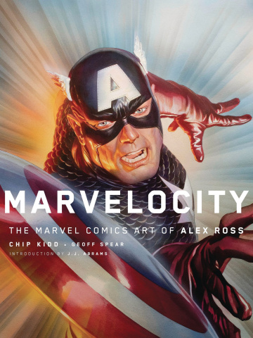 Marvelocity: The Marvel Comic Art of Alex Ross