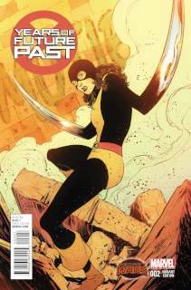 Years of Future Past #2 (Norton Cover)
