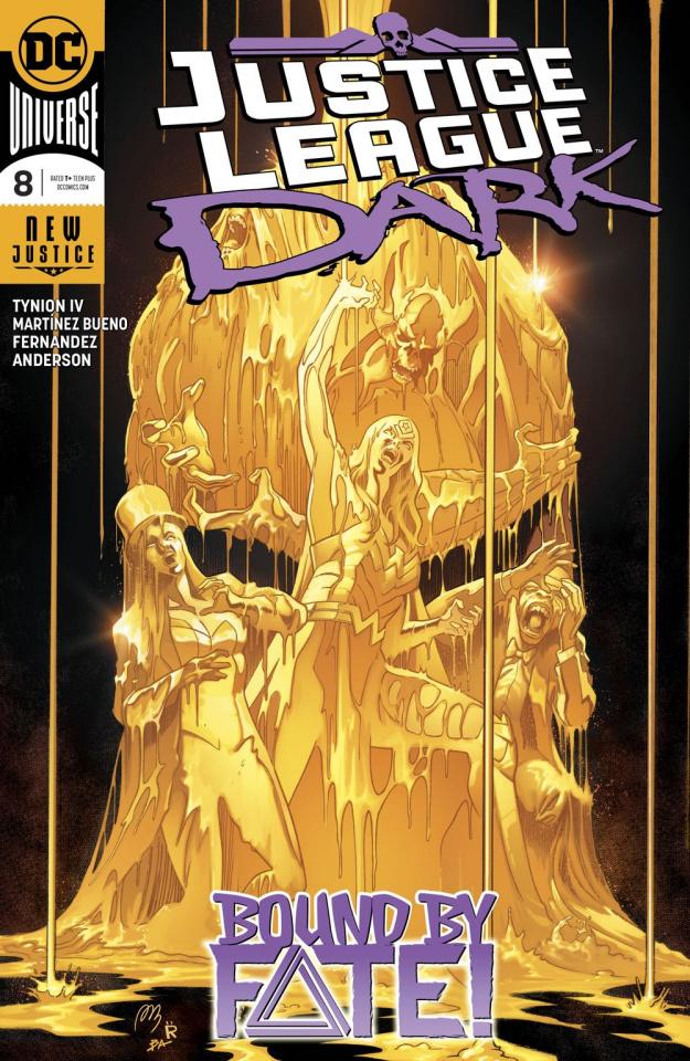 Justice League Dark #8