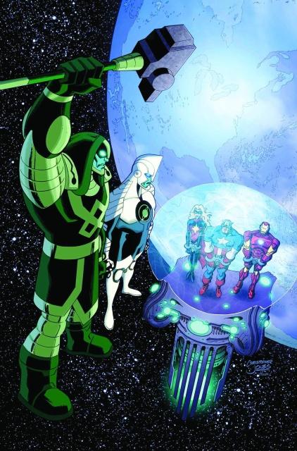 Marvel Universe Avengers: Earth's Mightiest Heroes #16