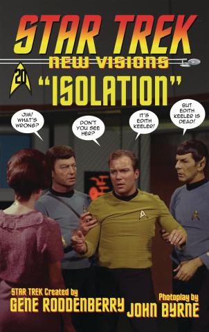 Star Trek: New Visions - Isolation