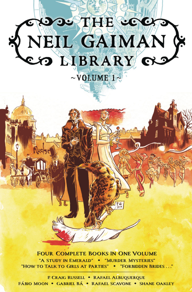 The Neil Gaiman Library Vol. 1 (Library Edition)