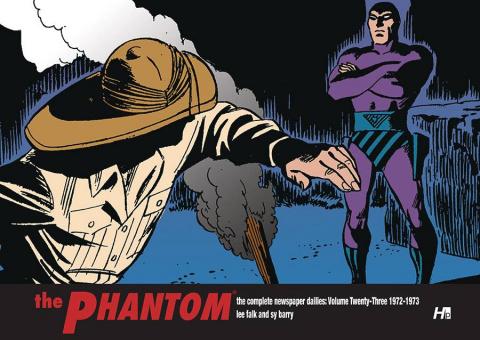 The Phantom: The Complete Newspaper Dailies Vol. 23: 1971-1973