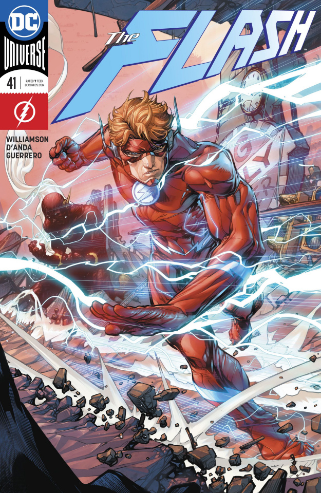 The Flash #41 (Variant Cover)