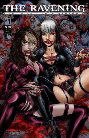 The Ravening #1 (Succubi Cover)