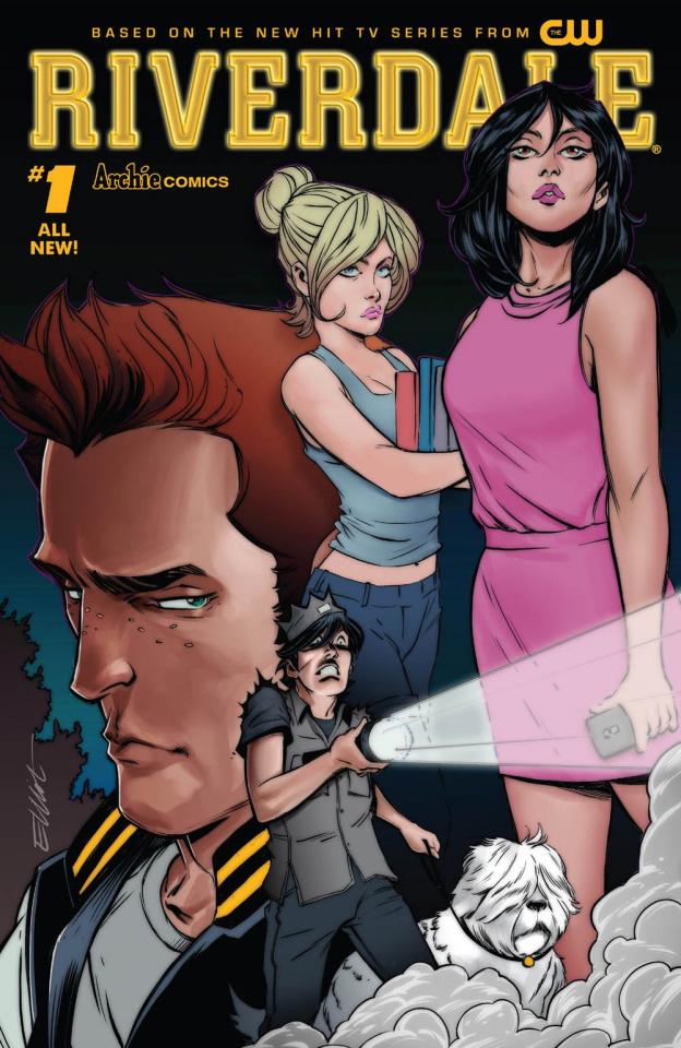 Riverdale #1 (Elliot Fernandez Cover)