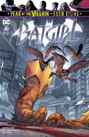 Batgirl #40 (Year of the Villain)
