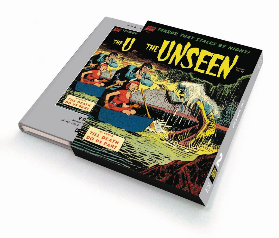 The Unseen Vol. 2 (Slipcase Edition)