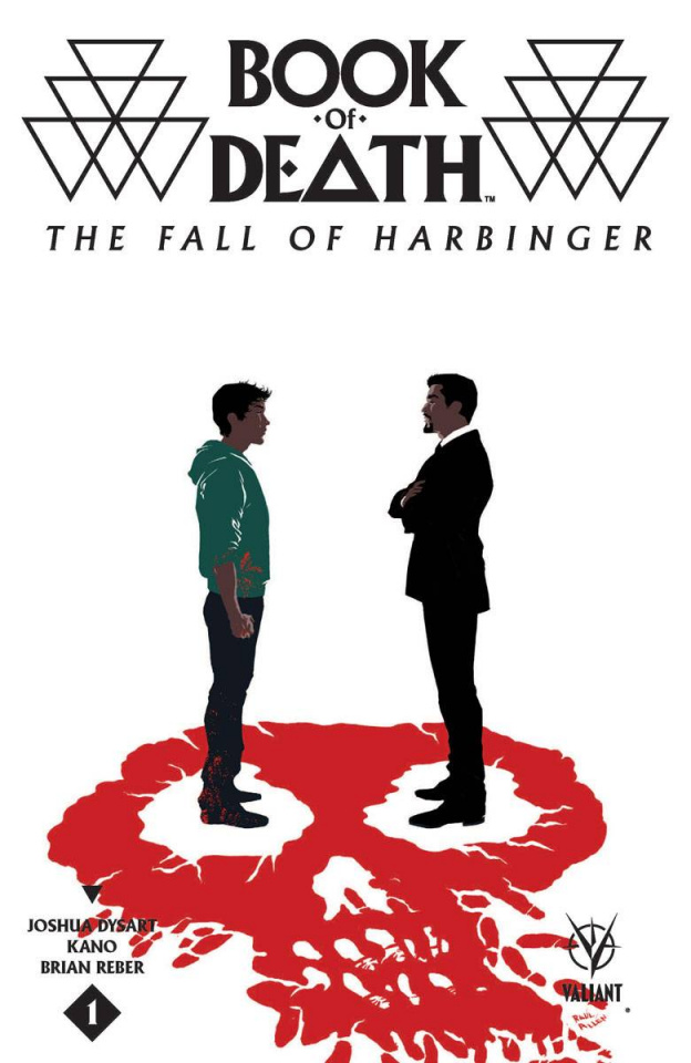 Book of Death: The Fall of Harbinger #1 (Allen Cover)