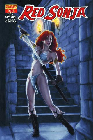 Red Sonja #10 (Sohn Cover)
