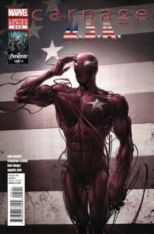 Carnage U.S.A. #5