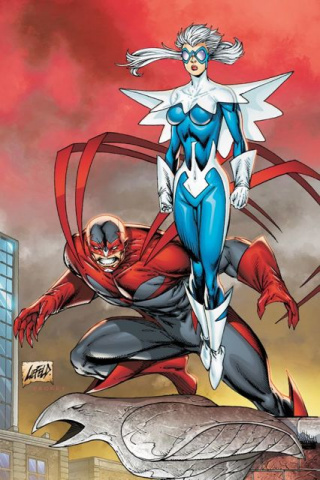 Hawk and Dove #4