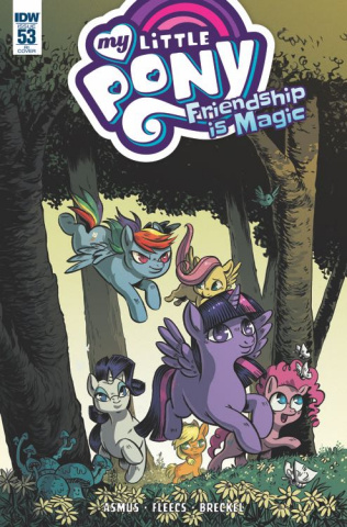 My Little Pony: Friendship Is Magic #53 (10 Copy Cover)