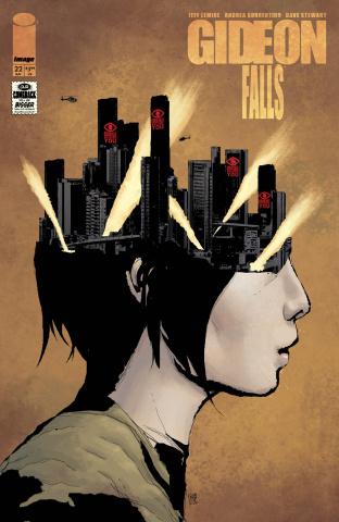 Gideon Falls #22 (Sorrentino & Stewart Cover)