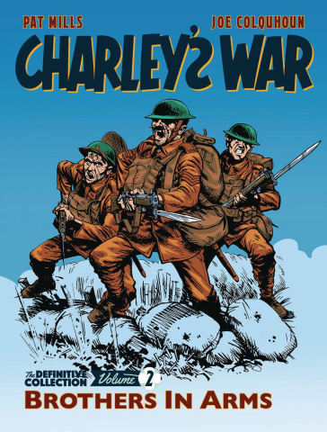 Charley's War Vol. 2: Boy Soldier (Definitive Collection)
