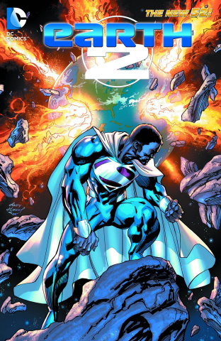 Earth 2 Vol. 5: The Kryptonian