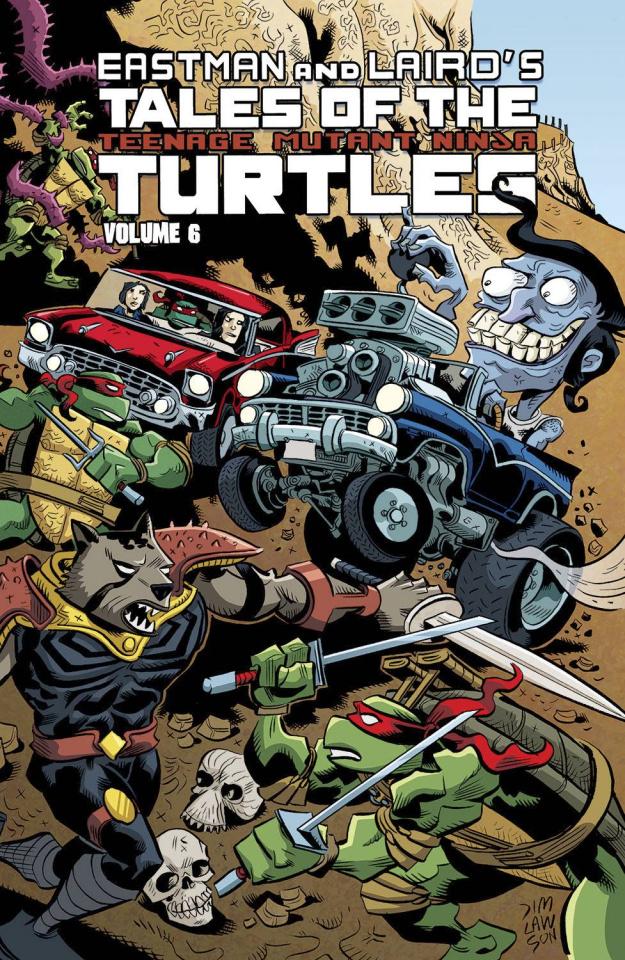 Tales of the Teenage Mutant Ninja Turtles Vol. 6