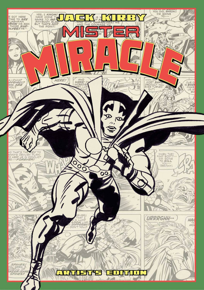 Jack Kirby: Mister Miracle - Artist's Edition